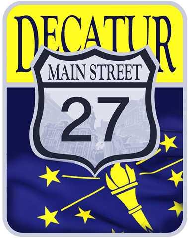 Decatur Main Street logo